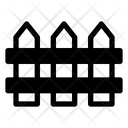 Fence Barrier Icon