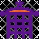 Fence Security Fencing Icon
