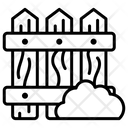 Fence Protection Property Icon