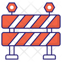 Fence Palisade Picket Fence Icon
