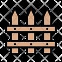 Fence Boundary Park Icon