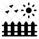 Garden Fence Fence Palisade Icon