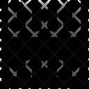 Fence Paling Palisade Icon