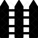 Fence Paling Palisade Icon