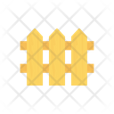 Fence Agriculture Agronomy Icon