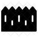 Fence Safety Protection Icon