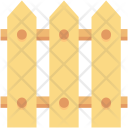 Fence Panels Garden Icon