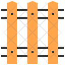 Fence Equipment Garden Icon