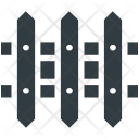 Fence Barricade Railing Icon