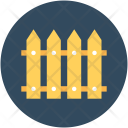 Fence Barricade Railing Icon