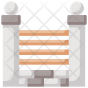 Fence Gate Icon