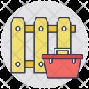 Fence Repairing Icon