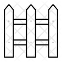 Fences Fence Guardrail Icon