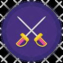 Fencing Sword Weapon Icon