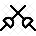 Fencing Fence Sports Icon