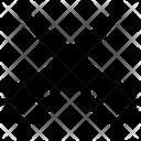 Fencing Sport Battle Icon