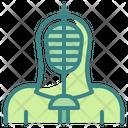 Fencing Foil Swords Icon