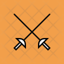 Fencing Icon