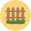 Fencing Property Home Icon