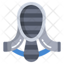 Fencing Mask Icon