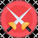 Fencing Swords Icon