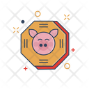 Symbol Chinese Culture Icon
