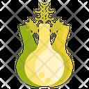 Fennel Green Healthy Icon