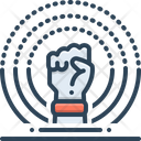 Ferguson Revolution Putsch Icon