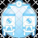 Fermentation Infusion Drink Distillation Icon