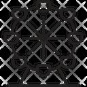 Ferri Wheel Icon