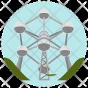 Atomium Brussels Ferries Icon