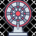 Casino Wheel Prize Wheel Roulette Wheel Icon