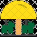 Ferris Wheel Horse Icon