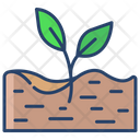 Afretile Soil Icon