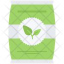 Fertilizer Sprout Agriculture Icon