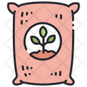 Fertilizer Sack Synthetic Icon