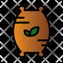 Compound Seed Fertilizer Icon