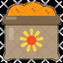 Fertilizer Bag Farming Icon