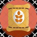 Fertilizer Farming Sack Icon