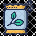 Eco Fertilizer Sack Icon
