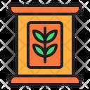 Fertilizer Spring Season Icon