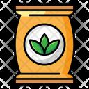Natural Fertilizer Fertilizer Bag Bio Fertilizer Icon