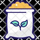 Fertilizer Bag Fertilizer Soil Icon
