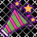 Festival Celebration Party Icon