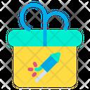 Festival Gift Icon