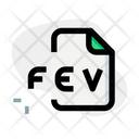 Fev File Icon