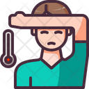 Fever Mercury Temperature Icon