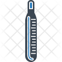 Fever Healthcare Thermometer Icon