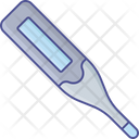 Checker Diagnosis Fever Icon