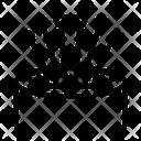 Optical Fiber Cords Icon